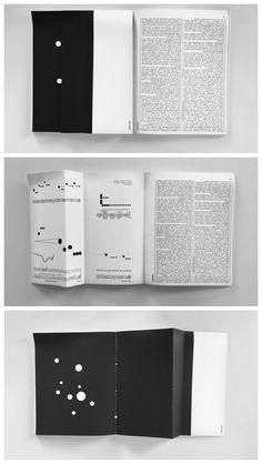 #Marcatrè era un vero a proprio oggetto d'avanguardia. In tre pagine l'arte di Kandinsky viene tagliata, ribaltata, scomposta e ricomposta. Armonia del ritmo (num 23, 1966)