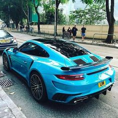 "5,879 Likes, 20 Comments - RoyalWhips (@royalwhips) on Instagram: ""Porsche Stinger  Rate 1-10  Photo via: @hkcarspotter  ___________________________ #Royalwhips…"""