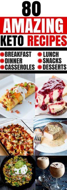 Keto Recipes For Ketogenic Diet, Keto Diet For Beginners