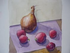 Radishes & Onion