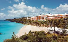 The Reefs Bermuda - The Reefs Hotel & Club, commonly known as The Reefs, is a luxury four-star resort hotel in Southampton Parish, Bermuda, located next to the Sonesta Beach Resort and not far from Gibbs Hill Lighthouse.