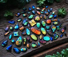 OMG.....This is the Motherload of Labradorite! I'm in #crystalbliss right now....Faint! ♥♥♥