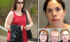 Woman faces jail after being found guilty of running paedo ring #DailyMail