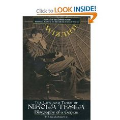 "Wizard: The Life and Times of Nikola Tesla : Biography of a Genius - Nikola Tesla, credited by many as the inspiration for radios, robots, and even radar, has been called the patron saint of modern electricity. ""Wizard"" is the definitive biography of this founding father of modern technology of photos ."