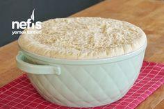 Evde Ekmek Yapımı (videolu) - Nefis Yemek Tarifleri Vanilla Cake, Food And Drink, Desserts, Turkish People, Boleros, Breads, Recipe, Bread Baking, Cooking