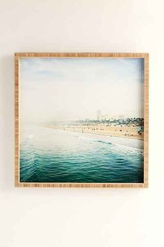 Bree Madden For DENY Santa Monica Framed Wall Art - Urban Outfitters