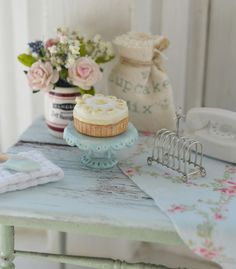 Cynthia's Cottage Design: The sweetness in a Spring kitchen