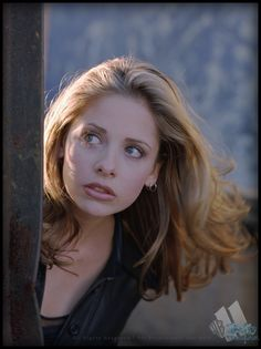 "Buffy The Vampire Slayer S1 Sarah Michelle Gellar as ""Buffy Summers"""