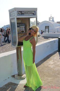 Cristina Ferreira. Grécia