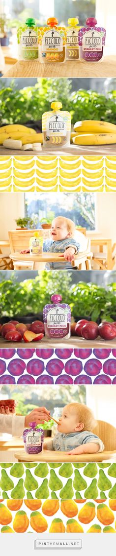 Baby Food Logo Design Galleries 53 Ideas For 2019 Kids Packaging, Juice Packaging, Brand Packaging, Packaging Design, Food Logo Design, Logo Food, Baby Food Recipes, Food Baby, Baby Crafts To Make