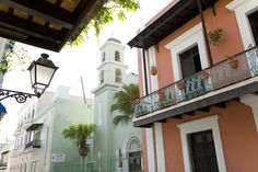 Take A Walking Tour Of Old San Juan With 7 Great Stops: A Photo Guide