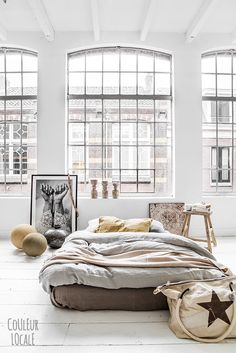 Linnen beddengoed..Couleur Locale - Bring the world into your home