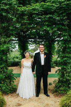 Harvest Festival Wedding: Michelle & EricTurpentine tree Wedding