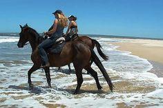 Beach ride, Papiesfontein Jeffrey's Bay