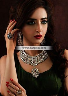 - Versatile Artificial Jewellery Design Fashioned with Red Garnet Necklace and earrings - and and Buy Gold Jewellery Online, 1 Gram Gold Jewellery, Gold Jewelry, J Necklace, Garnet Necklace, Girls Jewelry Box, Bridal Jewelry Sets, Bridal Sets, Mirror Jewelry Armoire