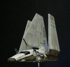 mpc Plastic Model Kit Imperial Shuttle Tydirium by ROKUGEN