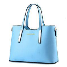 new Fashion leather bag ladies tote Shoulder bag handbags women brands…