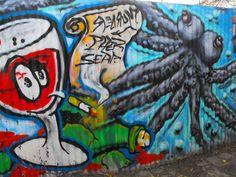 Fitzroy Laneways Graffiti & Street Art