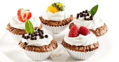 Cupcakes de Chocolate!