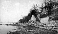 The coastline of Tallinn in the beginning of 20. century / Maarjamäe loss / Pirita