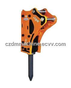 Hydraulic Drilling Breaker/Drilling Rig DH30T (hydraulic breaker DH30T) - China Hydraulic Drilling Rig;hydraulic breaker;hammer, CZDM