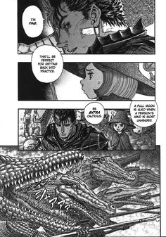 Read manga Berserk Chapter 239 online in high quality