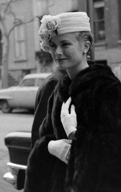 Grace Kelly, la elegancia en imagen.