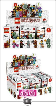 Lego Minifigures Series 6 - Muñecos Lego  ✿ Lego - el surtido más amplio ✿ ▬► Ver oferta: https://comprar.io/goto/B005WGIGWQ