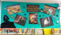 #Star wars. Simple but the kids loved it.