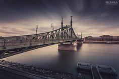 Edit by Zsolt Hlinka on Heart Of Europe, Budapest Hungary, Tower Bridge, My Photos, Bridges, Behance, Photography, Travel, The World