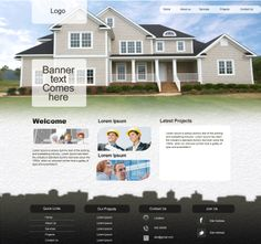 Website Design for Architectures - 1