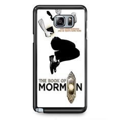 The Book Of Mormon Broadway Musical TATUM-10710 Samsung Phonecase Cover Samsung Galaxy Note 2 Note 3 Note 4 Note 5 Note Edge