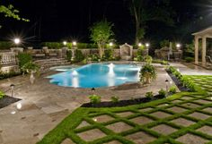 backyard oasis - Google Search