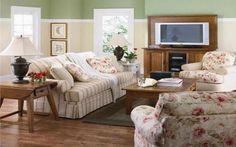 Conselhos para decorar uma sala de estilo vintage