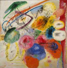 Collection Online | Vasily Kandinsky. Black Lines (Schwarze Linien). December 1913 - Guggenheim Museum