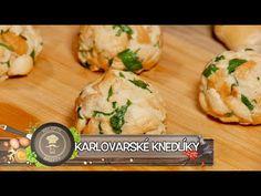 KARLOVARSKÝ KNEDLÍK! RYCHLE A JEDNODUŠE! VE VODĚ NEBO NA PÁŘE! - YouTube Dumpling, Potato Salad, Cauliflower, Potatoes, Vegetables, Ethnic Recipes, Easy, Youtube, Food