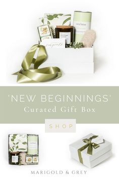 900 Event Gifting Ideas Swag Favors Marigold Grey In 2021 Curated Gift Boxes Curated Gifts Client Appreciation