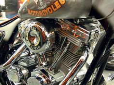Harley's Rigid FXR - Mickey Rourke's Black Death Motorcycle. Love Love Love this bike!!!! ;)