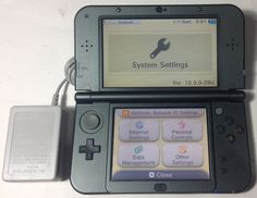 Nintendo New 3DS XL Black Handheld System W/ Warranty + Free Return Shipping - http://video-games.goshoppins.com/video-game-consoles/nintendo-new-3ds-xl-black-handheld-system-w-warranty-free-return-shipping/