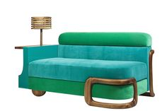 Convoitise LOVE SEAT - Agence Rouge Absolu