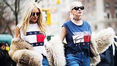 Fashion-Bekenntnis: Wir tragen jetzt Logo-Shirts