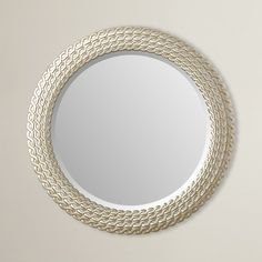 Shop Mistana at AllModern for a modern selection and the best prices. Enjoy Free and Fast Shipping on most stuff, even big stuff! Metal Mirror, Round Wall Mirror, Wall Mounted Mirror, Mirror Set, Beveled Mirror, Beveled Glass, Round Mirrors, Mosaic Glass, Traditional Wall Mirrors