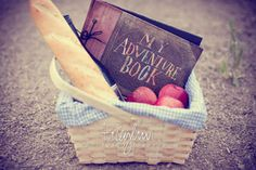 Our aventure Book