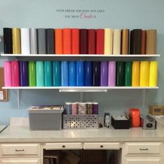I Love Seeing How People Store Their Vinyl! This Amazing Space Belongs To  Michelle!