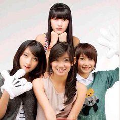 Lidya Maulida Djuhandar, Jennifer Hanna, Viviyona Apriani, Saktia Oktapyani #JKT48 #AKB48