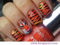 266 Mejores Imágenes De Uñas Pretty Nails Nail Polish Y