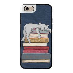 Casetify iPhone 6 Plus/6/5/5s/5c Metaluxe Case - How to chill like a... ($50) ❤ liked on Polyvore featuring accessories, tech accessories, iphone case, cat iphone case, apple iphone cases, iphone cases and iphone cover case