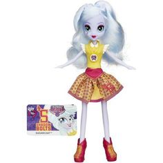 My Little Pony Equestria Girls Sugarcoat Friendship Games Doll, Multicolor