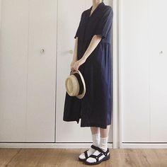 * 2016.7.10(sun) 今日はおとめ。 足元で中和。笑 ・ ・ #コーディネート#コーデ#ファッション#服#今日のファッション#着画#着画くらぶ#お洒落さんと繋がりたい#お洒落#洋服#麦わら帽子#instagood#code#fashion#fashionista#fashionpic#todaysfashion#instafashion#ootd#outfit#coordinate#teva