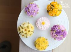 [Bereo торт регулярные занятия обзоры] сливочное масло студентов, поднимающийся из минуту Ульсан цветок кексы - Gongdeok Станция Mapo станция классы торт / выпечки: Naver блог